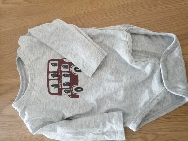 Ubranka dla chłopca od 56 do 68