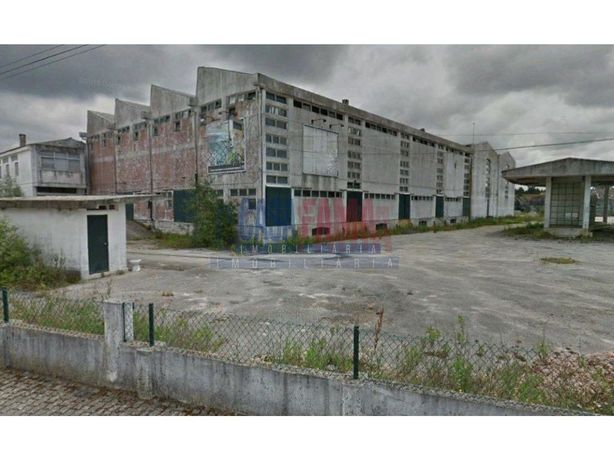 Armazém Industrial - Anadia - Aveiro