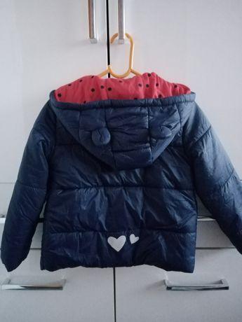 Nowa kurteczka Lupilu kurtka przejściową 116