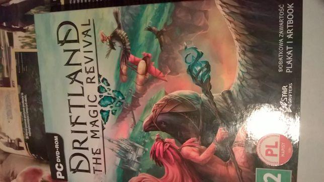 Gra na PC: Driftland; Magic Revival