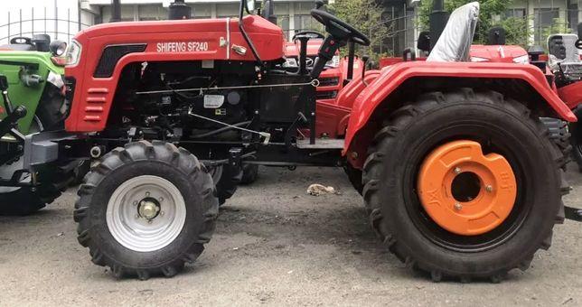 Кращий! Трактор Шифенг SF-240,SF244. Гарантія, доставка мінітрактор
