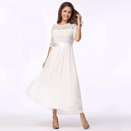 Suknia ślubna ,S