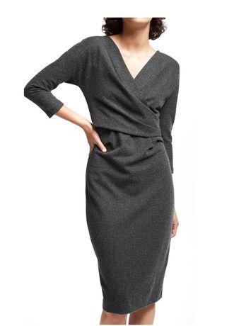Платье футляр v вырез max mara weekend