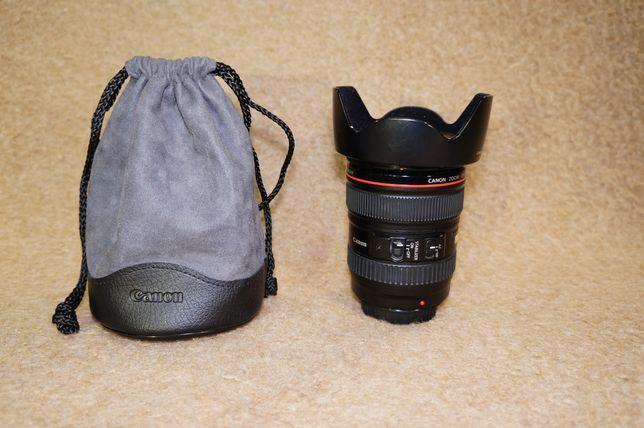 Canon 24-105 f4 L в отличном состоянии!