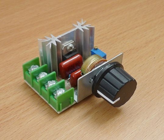Диммер регулятор напряжения AC 220V симистор MY-9892/ NEW