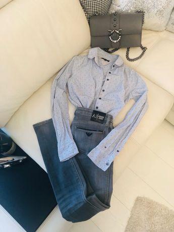Wyprzedaż markowych ubrań koszule