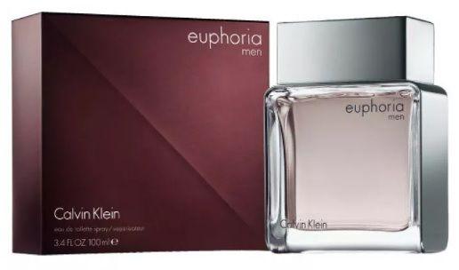 Calvin Klein Euphoria Men Perfumy Męskie EDT 100ml. PREZENT