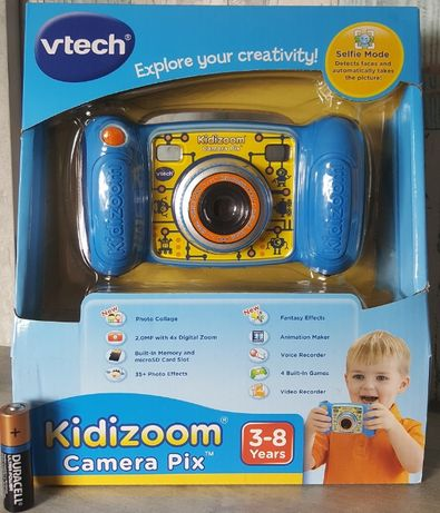 Детский фотоаппарат Vtech Kidizoom Camera Pix Pink