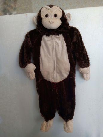Новорічний костюм мавпочки