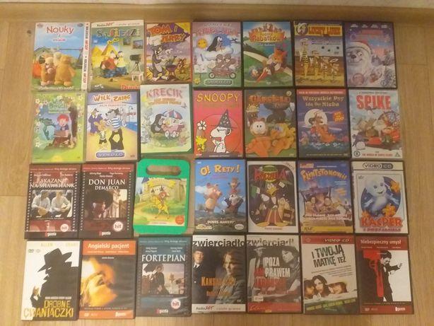 Bajki i filmy dvd