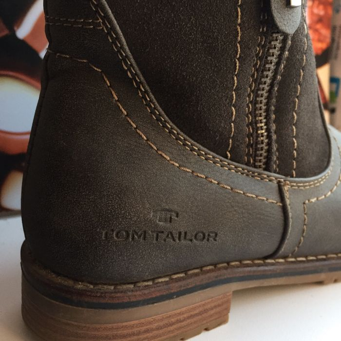 Зимние ботинки TOM TAILOR Купянск - изображение 1