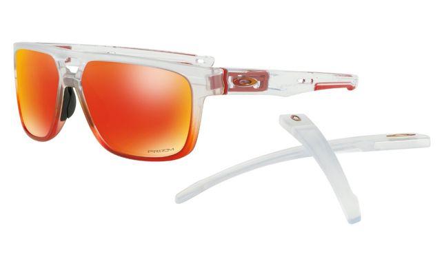 Óculos de Sol OAKLEY Crossrange Patch Prizm Ruby COMO NOVOS!!!