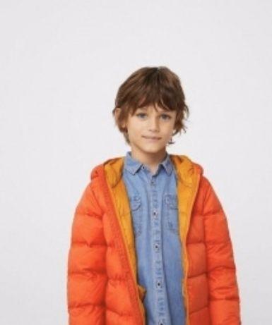 Куртка Mango пуховик Zara   H&M