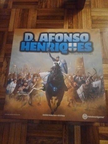 Jogo tabuleiro D. Afonso Henriques