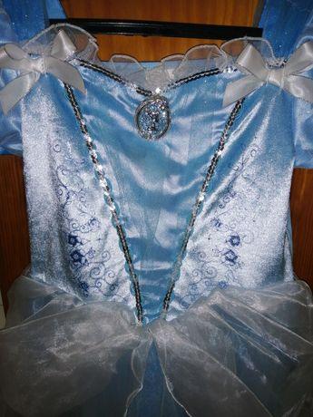 Fato Disney princesa Cinderela