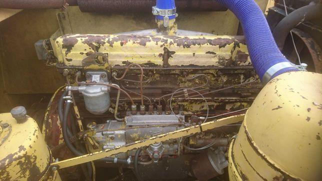 Silnik Ford 6 cylindrowy z kombajnu zbożowego New Holland