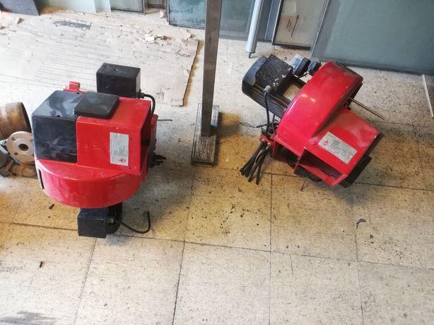 Quadro elétrico / Motores elétricos