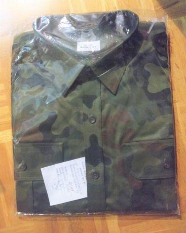 Oryginalna wojskowa koszulo-bluza polowa letnia; 304/MON