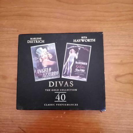 Caixa com 2 Cds - Divas