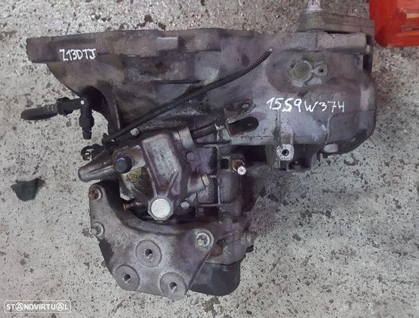 Caixa de velocidades Opel Corsa D combo 1.3 Cdti Ref. S9W374