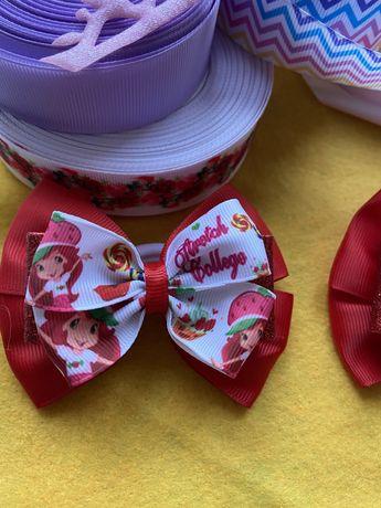Бантики для маленьких принцес и юных леди