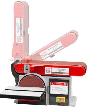 Lixadora Lixadeira de disco e cinta 150 mm 250W / 230V