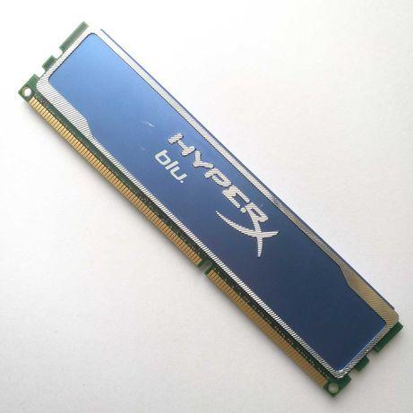 игровая оперативная память Kingston DDR3 4Gb 1600