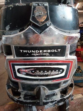 Silnik zaburtowy Mercury 50hp Thunderbolt Ignition Merc 500