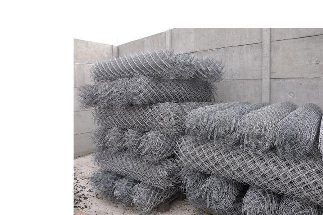 Siatka ogrodzeniowa 2,3mm oc wysokość 150cm drut twardy