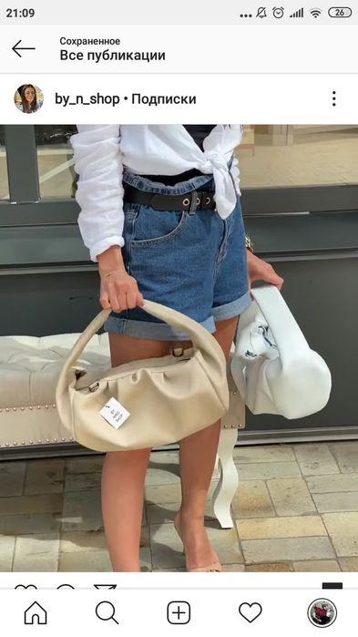 Продам новую сумку Мариуполь - изображение 1