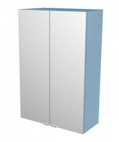Szafka Imandra Blue lustra 60x90x36cm niebieska