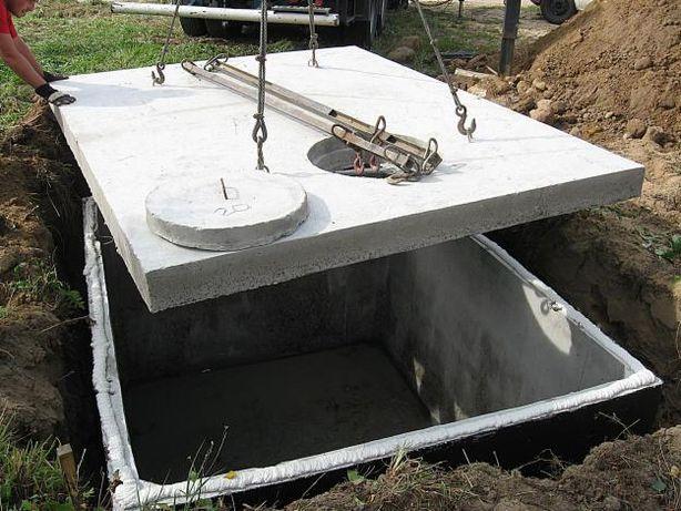 szambo betonowe od PRODUCENTA Liw Krypy Węgrów