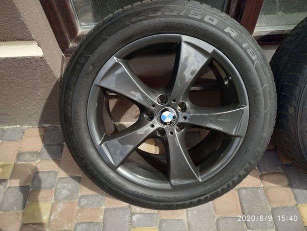Продам диски с резиной BMW X5 e70