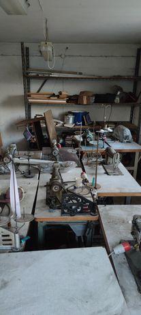 Stebnówka owerlok komplet maszyna do szycia