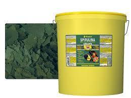 Płatki dla pyszczaków Tropical Spirulina Super Forte 36% płatki na lit