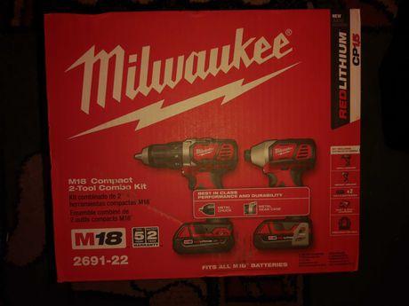 Zestaw Milwaukee