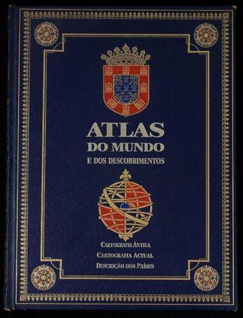 Atlas do mundo e dos descobrimentos Edição monumental