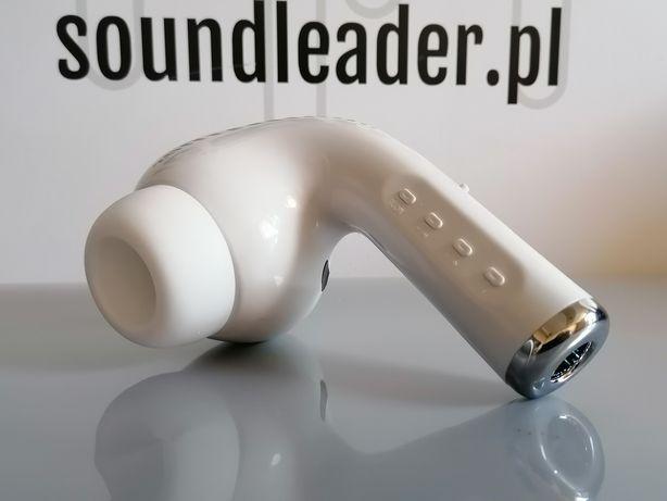 Potężna słuchawka airpods głośnik bluetooth radio odtwarzacz MP3