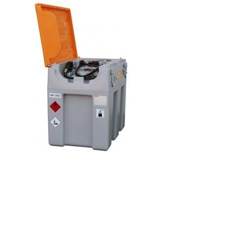 Zbiornik mobilny Cemo DT-Mobil Easy 600 l do ON