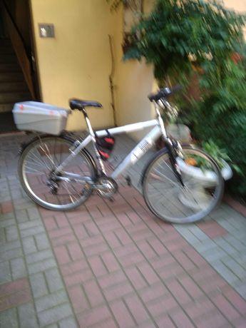 sprzedam rower w dbrym stanie