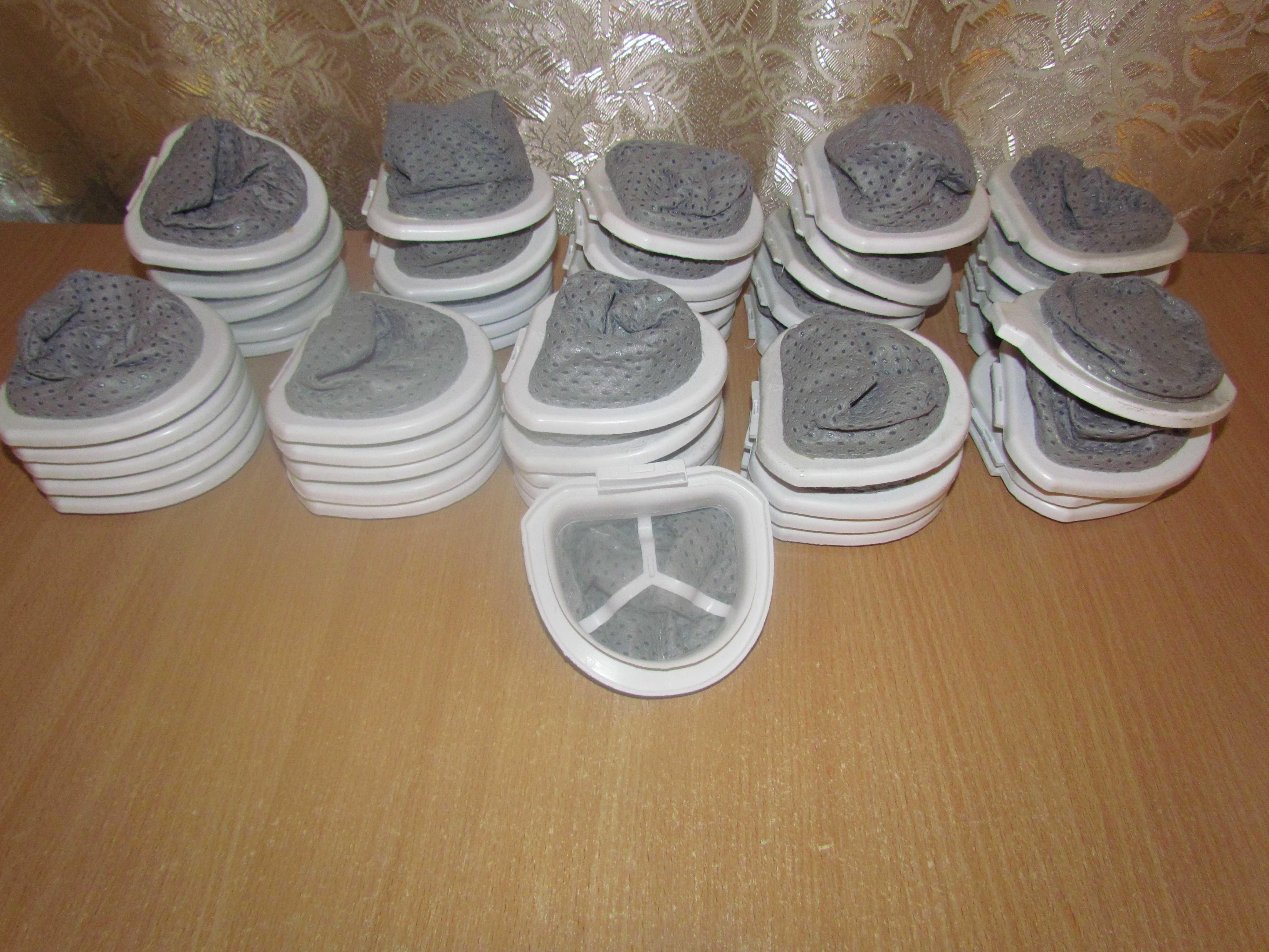 Фильтры для пылесосов. 50шт. из Германии