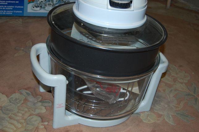 Turbo-Heißluft-Grill 3000