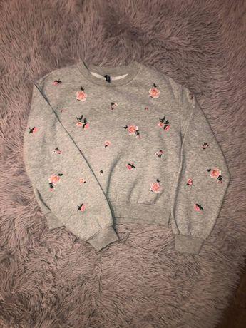 bluza h&m w kwiatki