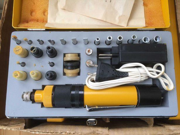 Электроотвертка ссср мэр-3 МЭР-1 промышленная дпр 52-н1-02 36в