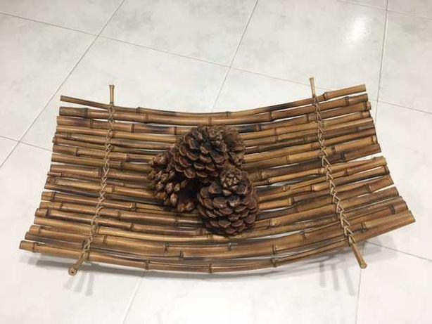 Fruteira em Bambu ou Decoração