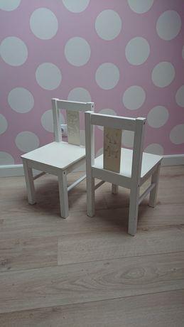 Krzesełko Ikea 2 sztuki