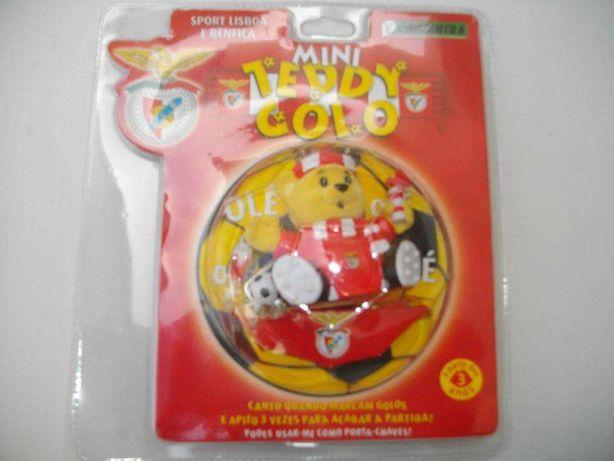 SLB: Mini TEDDY Golo oficial 2001 Benfica