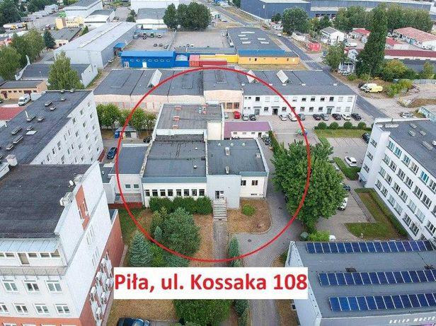 Na sprzedaż obiekt administracyjno-produkcyjny Piła ul. Kossaka