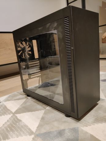 Корпус Thermaltake Suppressor F51 Tempered Glass Edition 1500 грн
