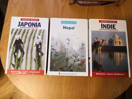 Przewodnik Biblioteka Gazeta Wyborczej Japonia Indie Nepal